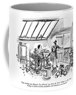 I'm Leaving Coffee Mug