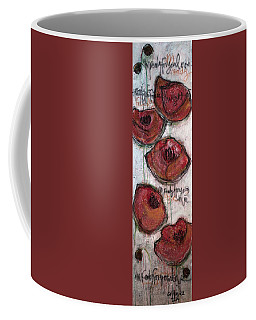 Im Ready For Your Love Poppies Coffee Mug