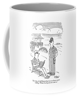 I'm Sorry, Sir, But Dostoyevsky Is Not Considered Coffee Mug
