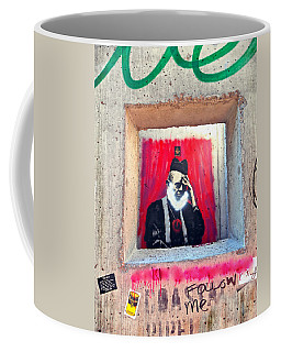 Coffee Mug featuring the photograph I'm Thinking by Joan Reese
