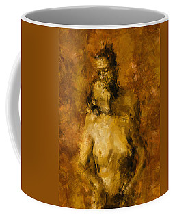 I'm Yours Forever Coffee Mug by Kurt Van Wagner