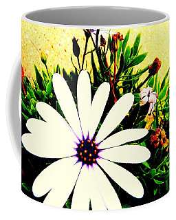 Coffee Mug featuring the photograph Imagination Growing by Faith Williams