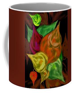 Imagine Leaves Coffee Mug