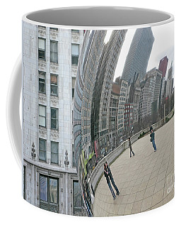 Imaging Chicago Coffee Mug by Ann Horn