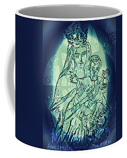 Immanuel God With Us Coffee Mug