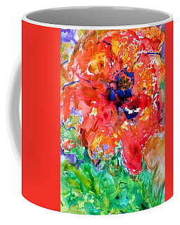 Imminent Disintegration Coffee Mug by Beverley Harper Tinsley