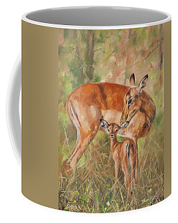 Impala Antelop Coffee Mug