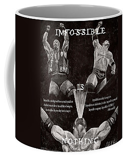 Impossible Is Nothing Coffee Mug