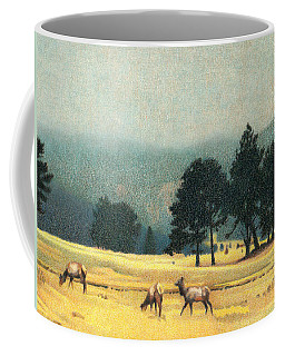Impression Evergreen Colorado Coffee Mug