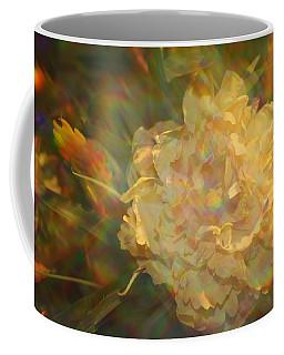 Coffee Mug featuring the photograph Impressionistic Rose by Dora Sofia Caputo Photographic Art and Design