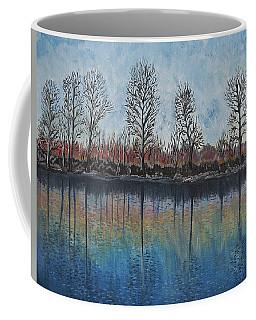 Impressions  Coffee Mug by Felicia Tica