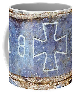 In 1893 Church Cornerstone  Coffee Mug by Janine Riley