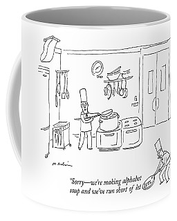 In A Kitchen Coffee Mug