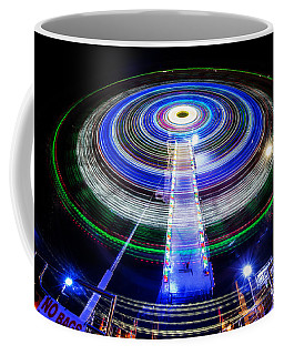 In A Spin Coffee Mug