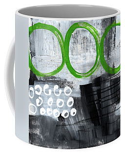 In Circles- Abstract Painting Coffee Mug