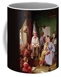 In Disgrace Coffee Mug