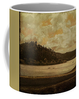In Dreams I Float Coffee Mug
