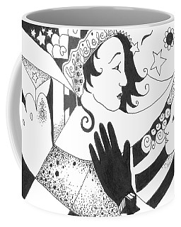 In Duality There Is No Light Without Dark Coffee Mug