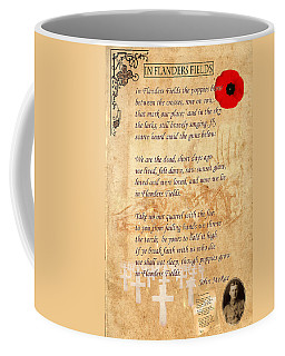In Flanders Fields Coffee Mug
