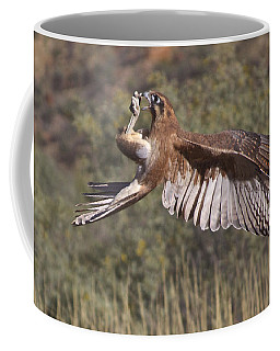 In Flight Meals Coffee Mug by Venetia Featherstone-Witty