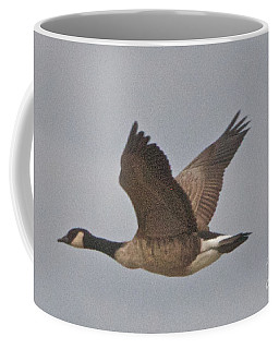 In Flight Coffee Mug by William Norton