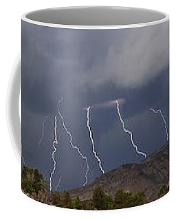 In From The West  15x81 Coffee Mug