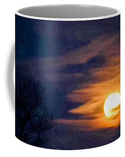 In God's Hand Coffee Mug