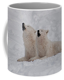 Coffee Mug featuring the photograph In Harmony by Bianca Nadeau