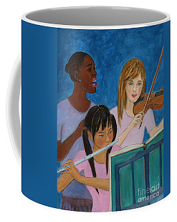 In Harmony Coffee Mug