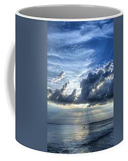 In Heaven's Light - Beach Ocean Art By Sharon Cummings Coffee Mug