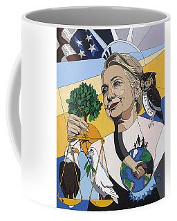 In Honor Of Hillary Clinton Coffee Mug