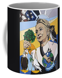 In Honor Of Hillary Clinton Coffee Mug