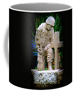 In Honor Of The Wounded Warrior Coffee Mug