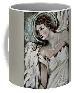 In Love Coffee Mug by Carrie Joy Byrnes