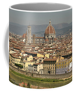 In Love With Firenze - 2 Coffee Mug