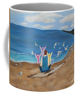 In Meditation Coffee Mug