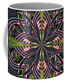 Coffee Mug featuring the photograph In Memory by Mike Breau