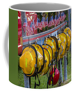 In Memory Of 19 Brave Firefighters  Coffee Mug