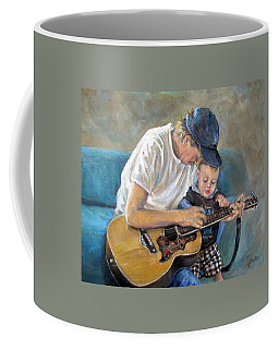 In Memory Of Baby Jordan Coffee Mug by Donna Tucker
