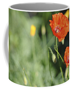 In Memory Of My Poppy Coffee Mug