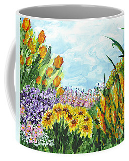 In My Garden Coffee Mug