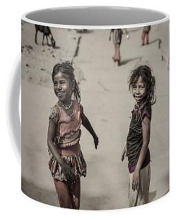 In Omkareshwar Coffee Mug by Valerie Rosen