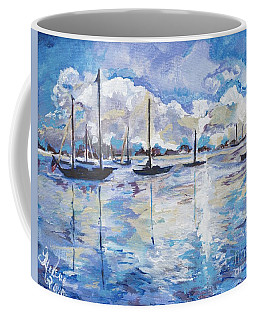 In Search For America's Freedom Coffee Mug