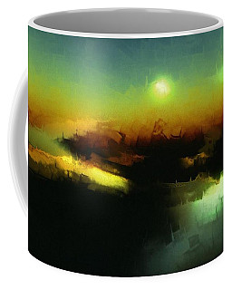 In The Afternoon Sun Coffee Mug