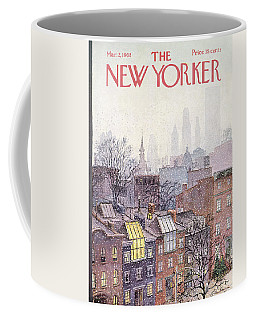 New Yorker March 2, 1968 Coffee Mug