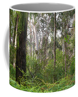 Coffee Mug featuring the photograph In The Bush by Evelyn Tambour