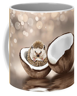 In The Coconut Coffee Mug