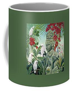 In The Company Of Angels Coffee Mug