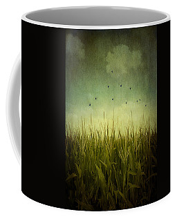 In The Field Coffee Mug by Trish Mistric