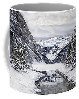 In The Heart Of The Winter Coffee Mug